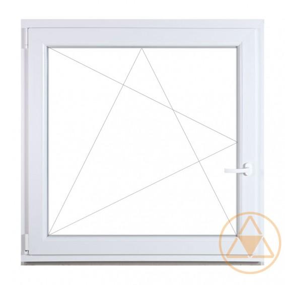 Delta Classic műanyag ablak és erkély ajtó (Bukó-nyíló)