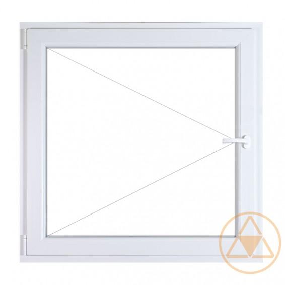 Delta Classic műanyag ablak és erkély ajtó (Nyíló)