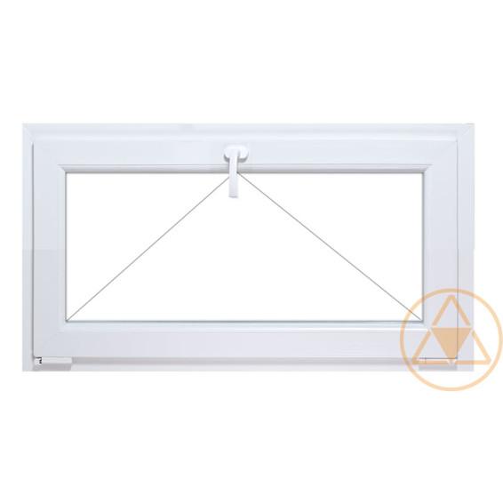 Delta Classic műanyag ablak (Bukó)